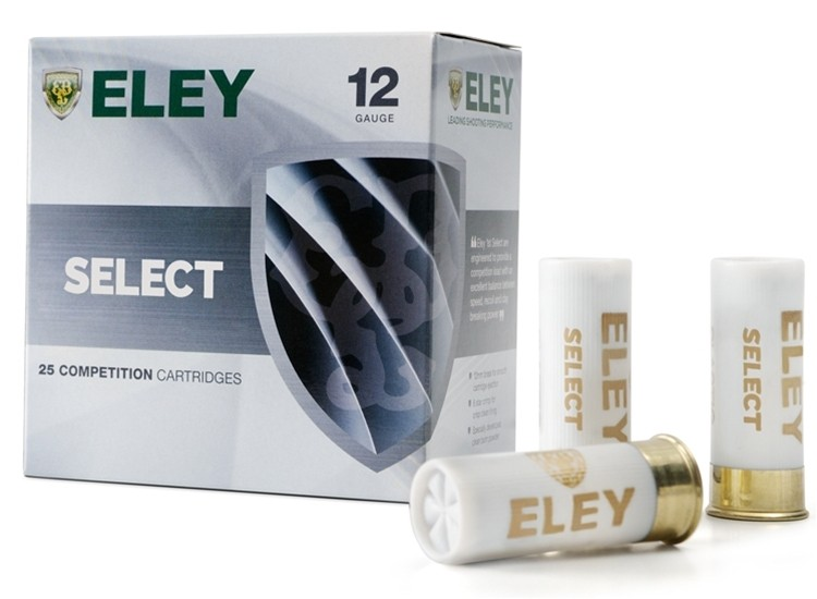 Eley Hawk Select Shotgun Cartridges