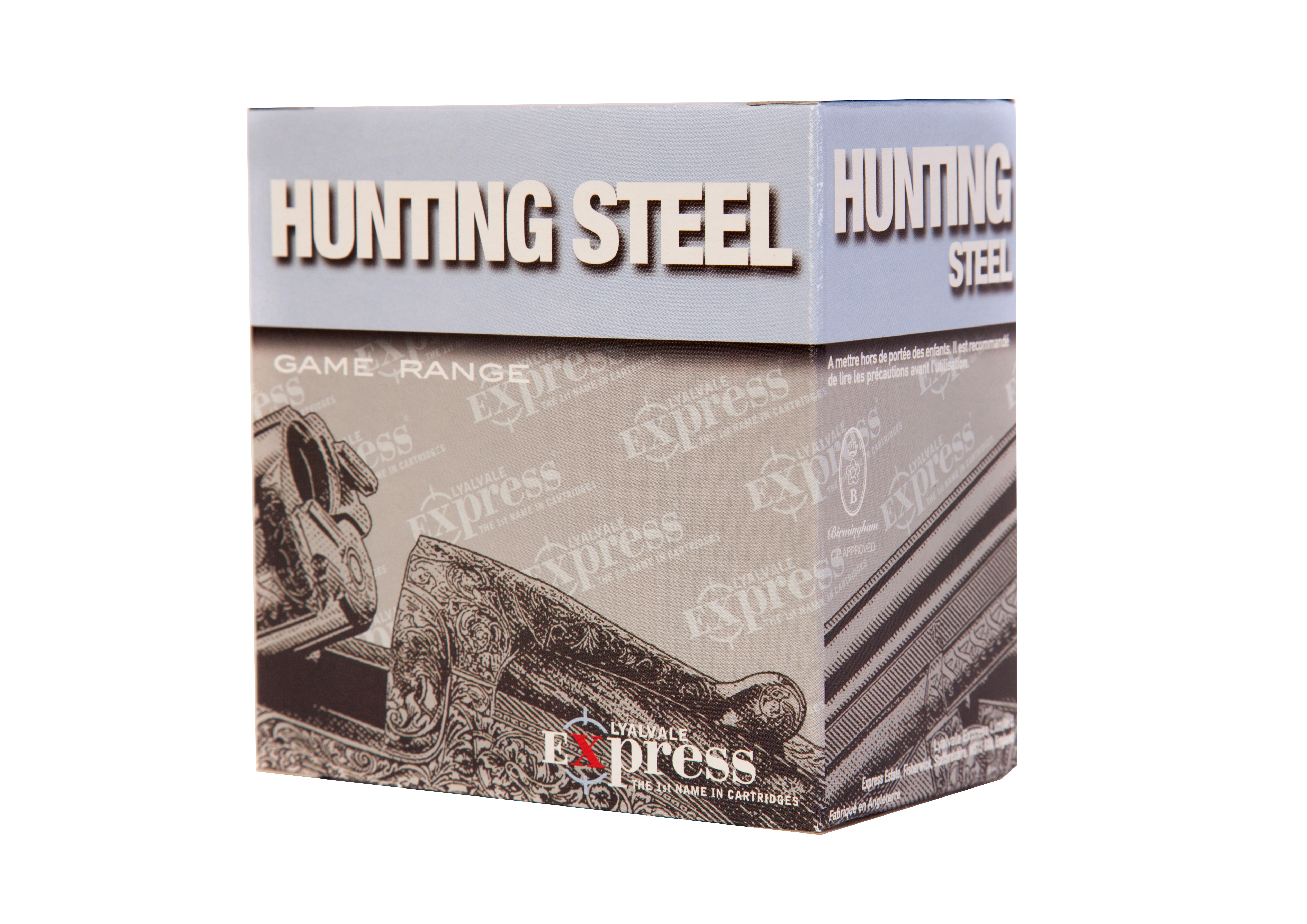 Lyalvale Express Hunting Steel
