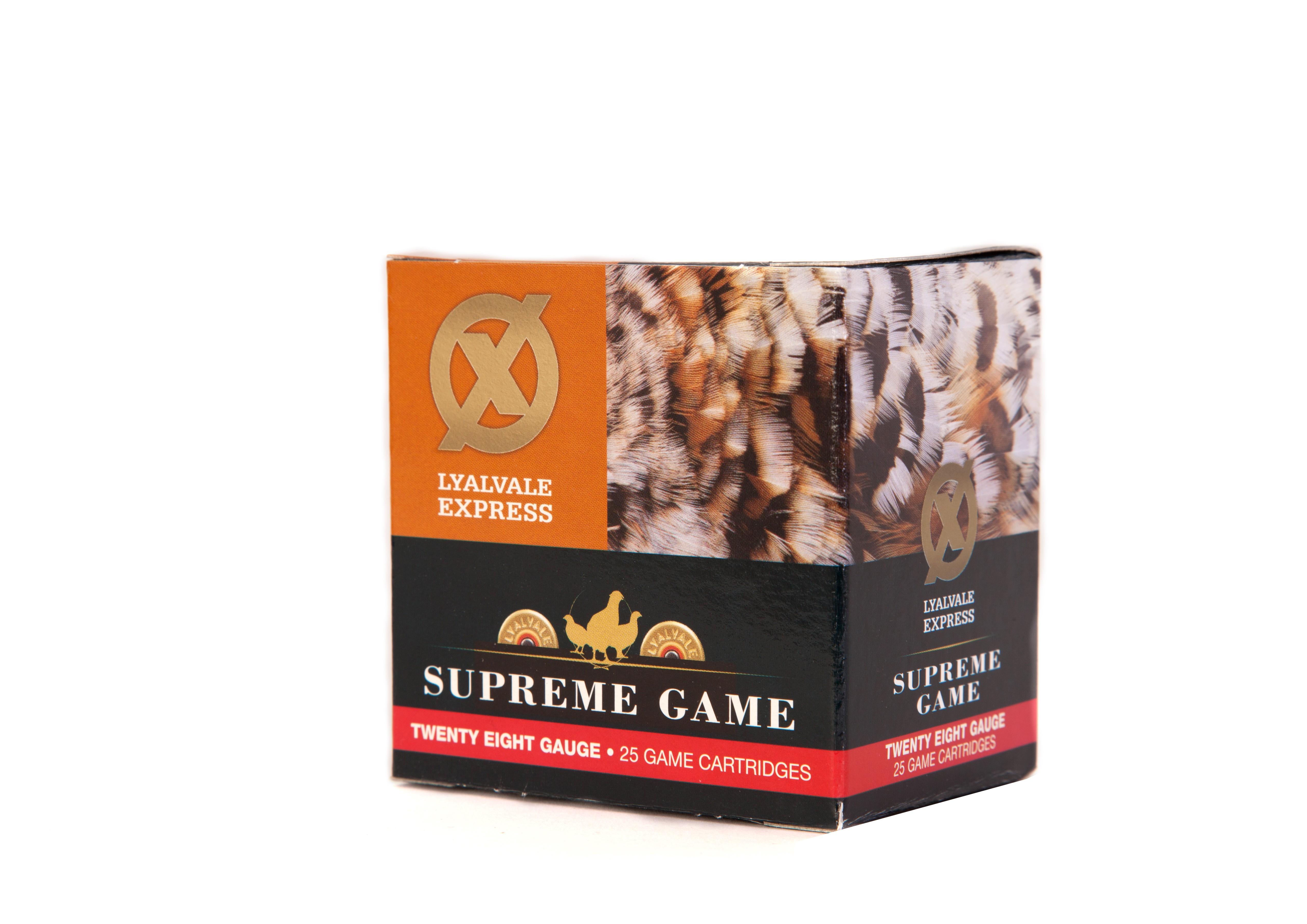 Lyalvale Express Supreme Game 28 Guage