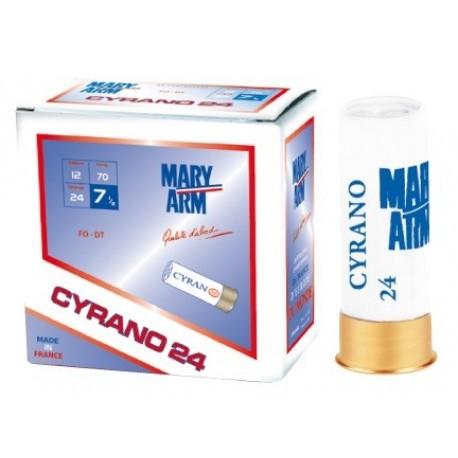 Mary Arm Cyrano 24
