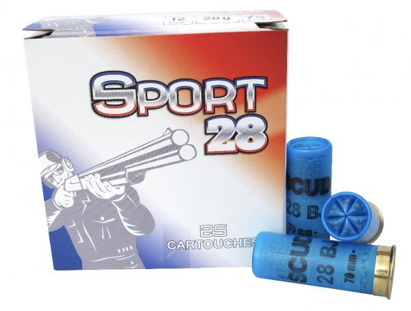 Mary Arm SCUD 28 Shotgun Cartridge